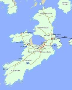 july map